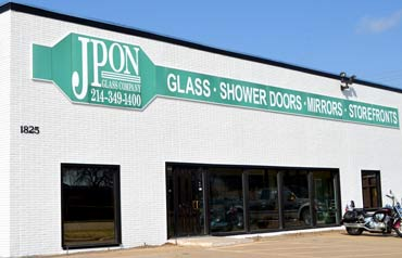 JPON Glass Company - Glass - Shower Doors - Mirrors - Storefronts