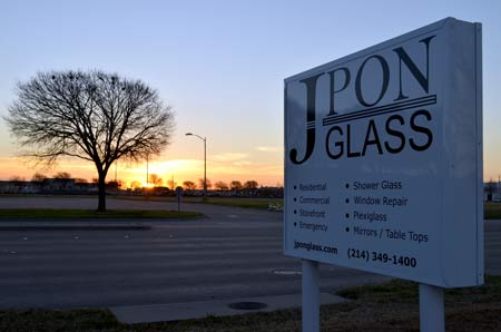 It's a new day at JPON Glass!